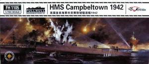 1/700 HMS キャンベルタウン 1942(通常版)