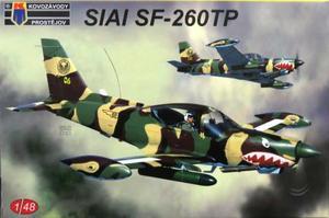 1/48 SIAI SF-260TP