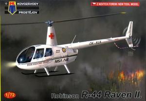 1/72 ロビンソン R44 レイブンII