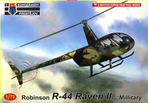 1/72 ロビンソン R44 レイブンII 「軍用機」