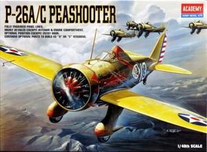 1/48 P-26C ピーシューター