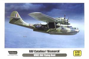 1/72 イギリス空軍 カタリナ Mk.1 「ビスマルク追撃戦」