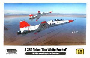 1/48 T-38A タロン 「ホワイトロケット」