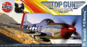 1/72 P-51マスタング (`マーヴェリック`機)
