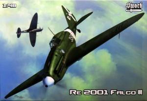 1/48 レジアーネ Re.2001 ファルコ II
