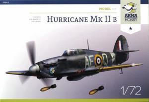 1/72 ホーカー ハリケーン Mk.IIb