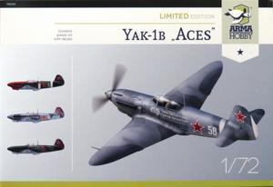 1/72 Yak-1b 「エースパイロット」