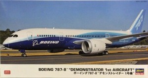 """1/200 ボーイング 787-8 """"デモンストレイター 1号機"""""""