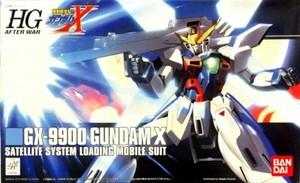 HGAW GX-9900 ガンダムX