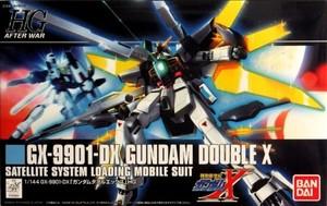 HGAW GX-9901-DX ガンダムダブルエックス