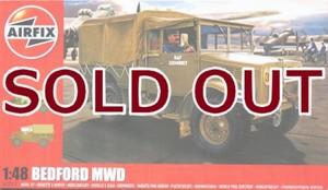 1/48 ベッドフォード MWD 軽トラック