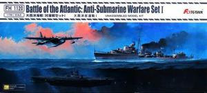 1/700 大西洋海戦:対潜戦セット I