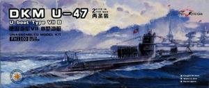 1/700 ドイツ海軍 Uボート Type VII B U-47 (2pcs.)