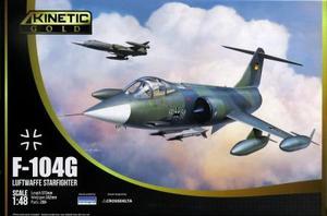 1/48 F-104G スターファイター ドイツ空軍