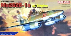 1/48 メッサーシュミット Me262B-1a w/エンジン