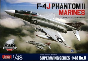 1/48 F-4J ファントムII MARINES