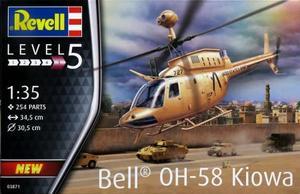 1/35 OH-58 カイオワ