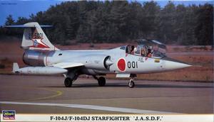 1/72 F-104J/F-104DJ スターファイター `航空自衛隊`