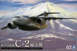 1/144 航空自衛隊 C-2 輸送機