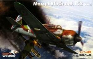1/48 ブロック MB.152 (後期型)