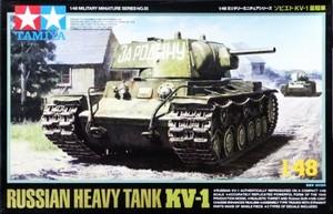 1/48 ソビエト KV-1重戦車
