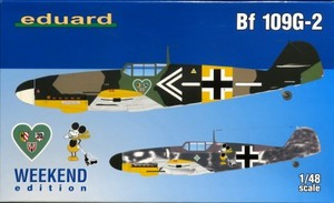1/48 Bf109G-2 ウィークエンドエディション