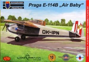 1/72 プラガ E-114B 「エア・ベイビー」 ライトプレーン