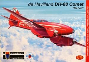 1/72 デ・ハビランド DH.88 コメット 「マックロバートソン・エアレース」