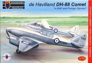 1/72 デ・ハビランド DH.88 コメット 「軍用機」