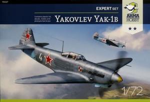1/72 露・ヤクYAK-Ib 戦闘機・エキスパート版エッチング
