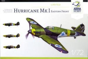1/72 英・ホーカー・ハリケーン Mk.I 戦闘機・東部戦線