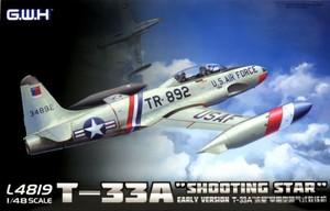 1/48 T-33A 練習機初期型 米/独/伊