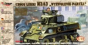 1/72 M3A3 軽戦車