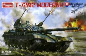 1/35 スロバキア T-72 M2 モデルナ