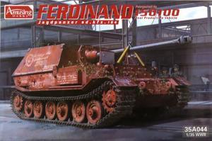 1/35 ドイツ 重駆逐戦車 フェルディナント 150100号 最終生産車両