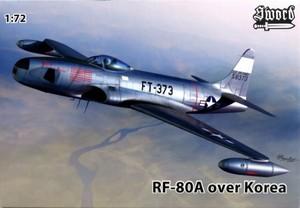 1/72 ロッキード RF-80 「朝鮮戦争」