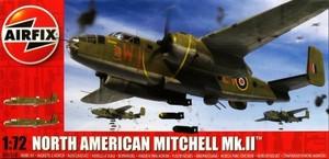 1/72 ノースアメリカン ミッチェル Mk.II
