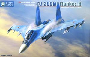 1/48 Su-30SM フランカーH