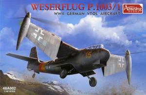 1/48 ドイツ ヴェーザーフルーク P.1003/1