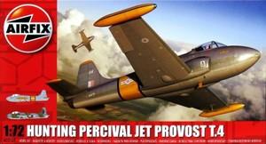 1/72 ハンティング・パーシヴァル ジェットプロヴォスト T.4