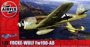 1/72 フォッケウルフ Fw190A-8