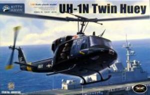 1/48 UH-1N ツインヒューイ