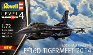 1/72 F-16D ファイティングファルコン