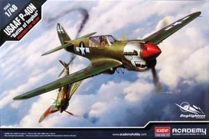 1/48 P-40N ウォーホーク `バトル・オブ・インパール`