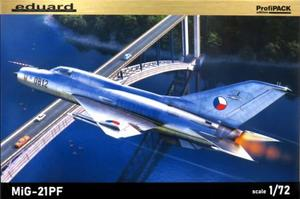 1/72 MiG-21PF プロフィパック