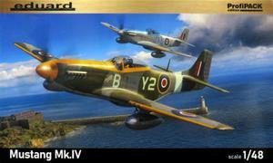 1/48 マスタング Mk.IV プロフィパック