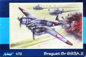 1/72 ブレゲー Br.693A.2 <西ヨーロッパ侵攻阻止作戦:1940年5/6月>