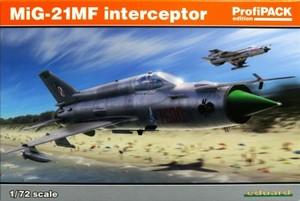 1/72 MiG-21MF プロフィパック