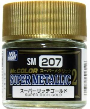 Mr.カラースーパーメタリック2 スーパーリッチゴールド