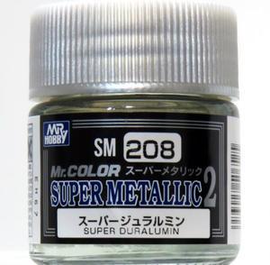 Mr.カラースーパーメタリック2 スーパージュラルミン
